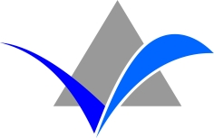 Logo Via Alpina Blue Trail