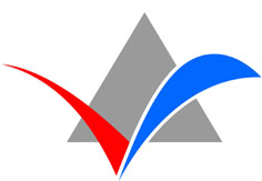 Logo Via Alpina Red Trail
