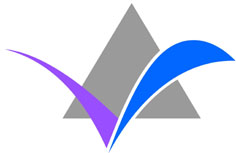 Logo Via Alpina Purple Trail